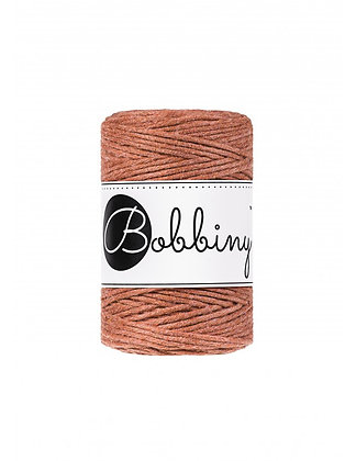 Bobbiny Macramé Cord - Terracotta