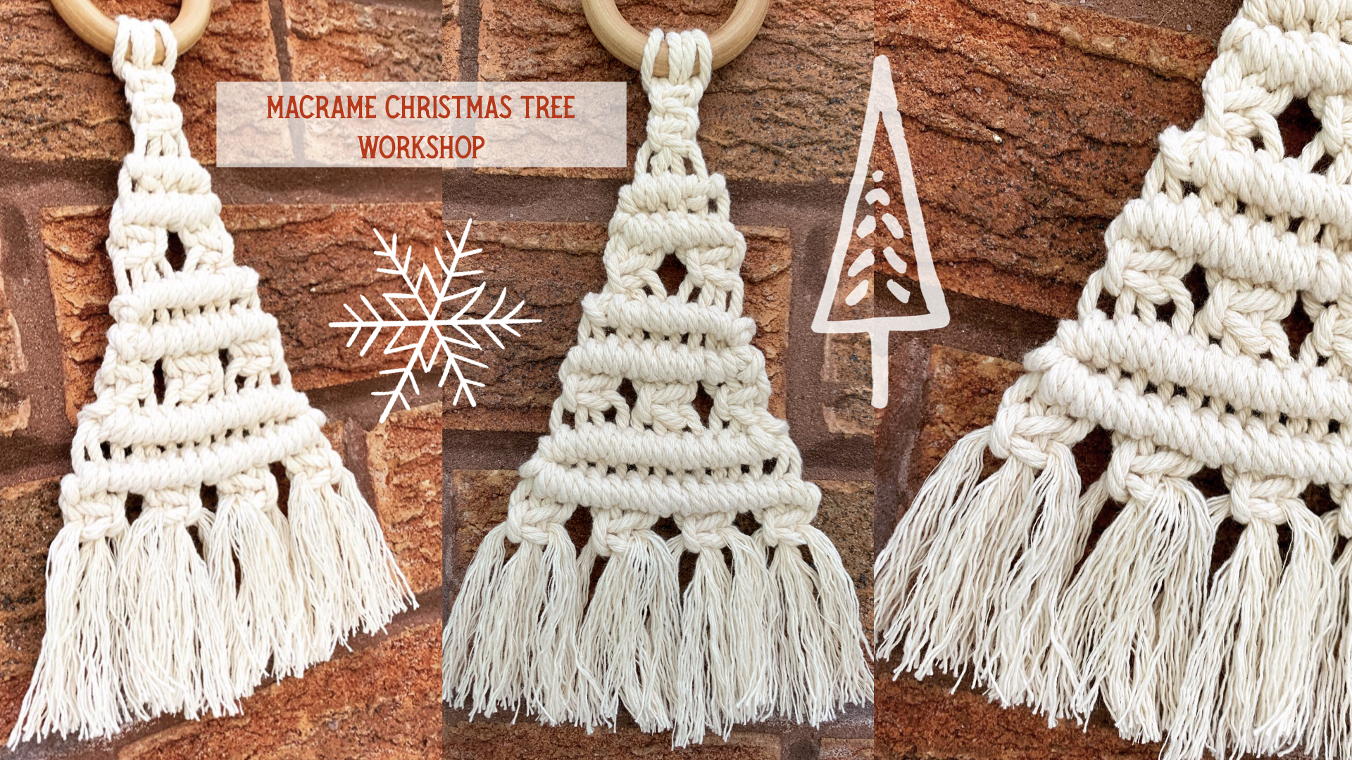 Coffee Christmas Tree.Macrame Christmas Tree Workshop At Changes Coffee