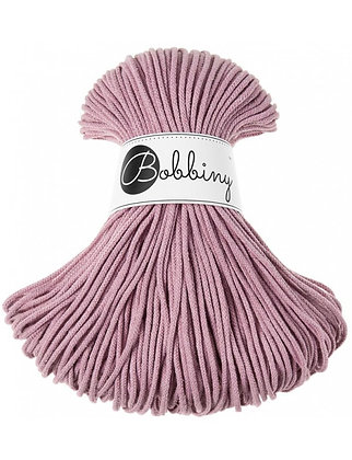 Bobbiny BRAIDED CORD 100M Dusty Pink