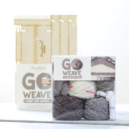Weaving Loom Kit - Naturals