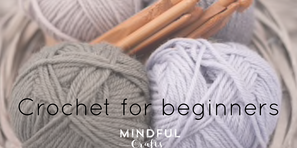 Crochet for beginners at Hobbycraft, Solihull