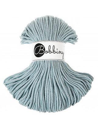 Bobbiny BRAIDED CORD 100M - Silvery Misty