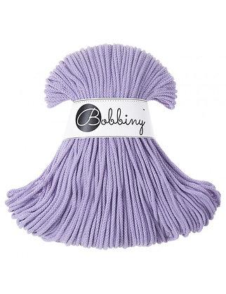 Bobbiny BRAIDED CORD 100M Lavender