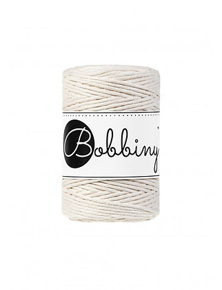 Bobbiny Macramé Cord - Golden Natural