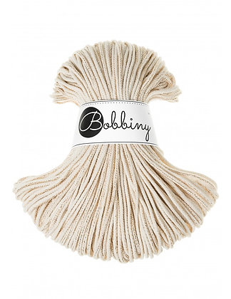 Bobbiny BRAIDED CORD 100M Golden Natural
