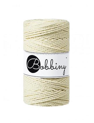Bobbiny 3 Ply Macramé Rope - Blonde