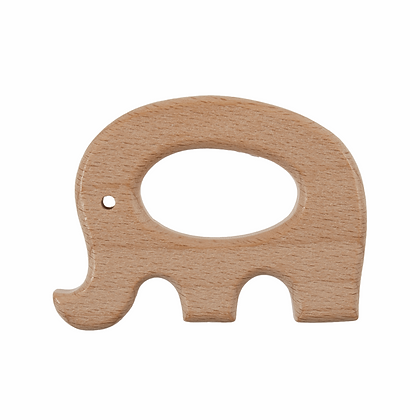 Craft ring - Wooden Elephant