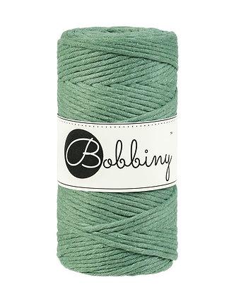 Bobbiny Macramé Cord - Eucalyptus Green