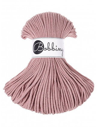 Bobbiny BRAIDED CORD 100M Blush
