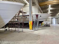 Aicon Yachts Factory