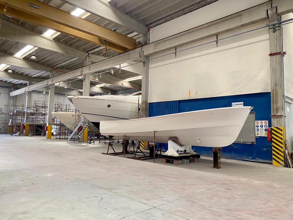 Aicon Yachts Factory