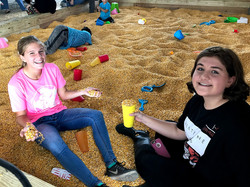 Playing in Corn?!?