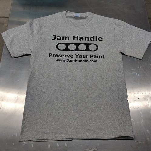 "Jamhandle T-shirt ""GREY"""