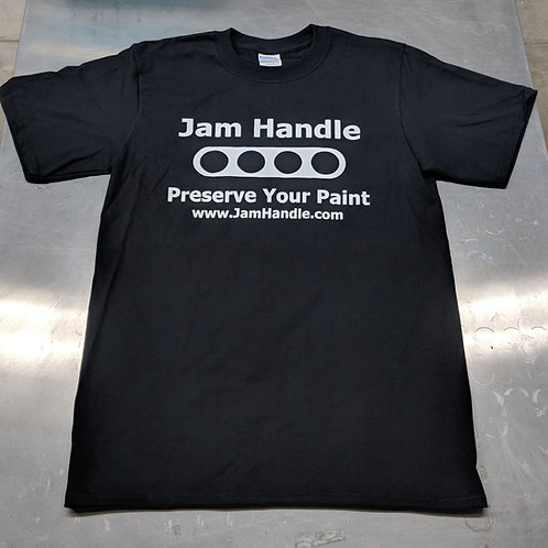 "Jamhandle T-shirt ""BLACK"""