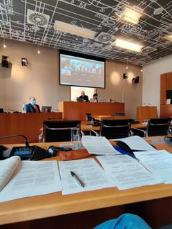 Paritaire huurcommissie: de bemiddelingsdienst gevraagd door de Burgerassemblee?