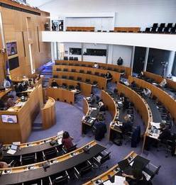 BRUZZ: Première table ronde contre le racisme et consultation citoyenne au Parlement bruxellois