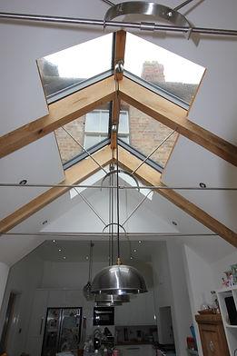 Glass & brick extension Lewisham