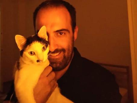Writer vs. Writer Interview: Vitor Vicente