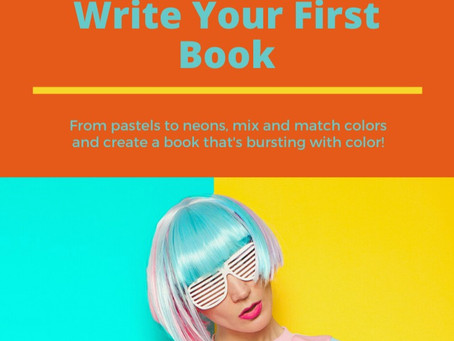 The Hell! Let's Write Your First Book