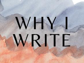 How a bear made me a writer?