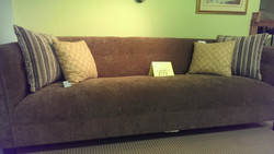 Downing bench sofa by ROWE