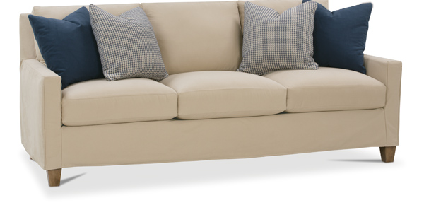 Rowe Nora Sofa Full Slipcover!