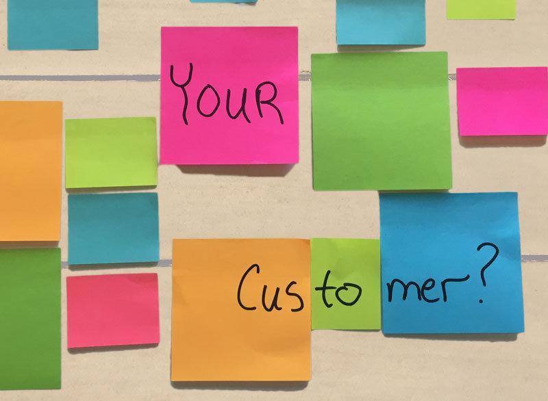 Defining your customer