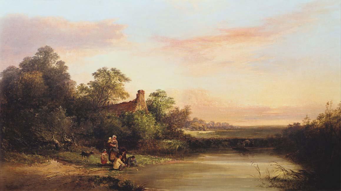 Painting Landscapes Workshop