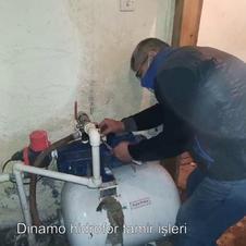 Apartmanlara hidrofor sistemi yaptırma v