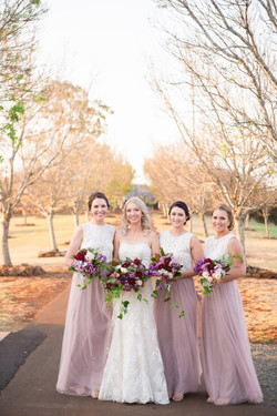 Bridal party, Preston Peak Functions