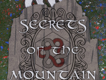 Secrets of the Mountain - A New Frosted Roses Release + Character Spotlight