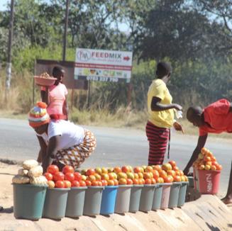 Kwekwe: Lockdown's little luxuries