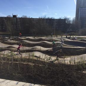 Tilburg: Spoorpark as a safe social meeting space