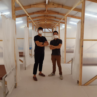 Architects in Manila: Use our open source designs to build emergency field hospitals