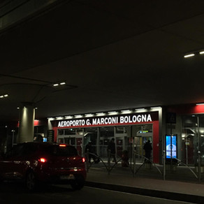 Distance & proximity: An Italian leaving Madrid