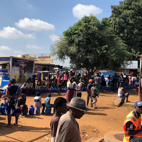 Harare: When social distancing becomes a privilege