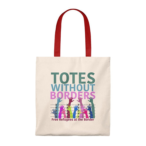 Without Borders Tote Bag - Vintage