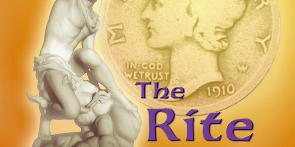 The Rite of Mercury: A Rock Opera