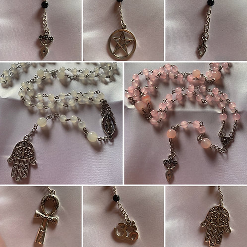 Basic Rosary- Custom Base