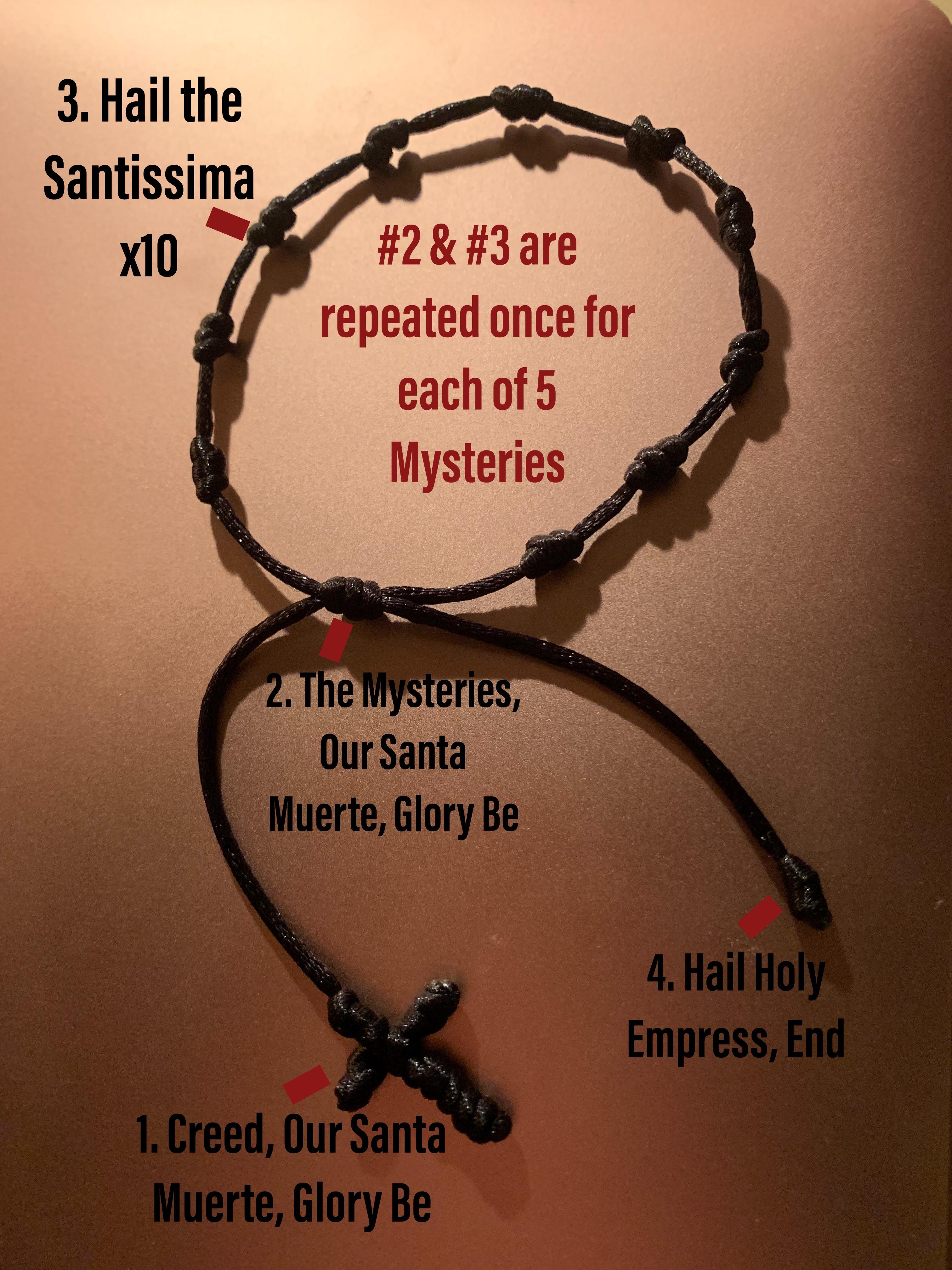 Wrist Rosary