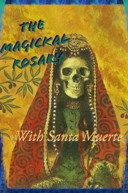 Mo1 Book Santa Muerte Rosary Course Book