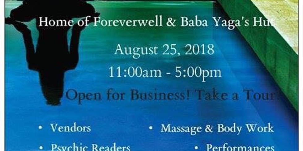 Mystical Wellness Center Psychic Fair