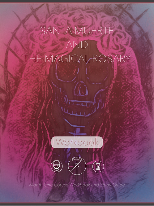 Mo1 Santa Muerte WorkBook PDF ONLY