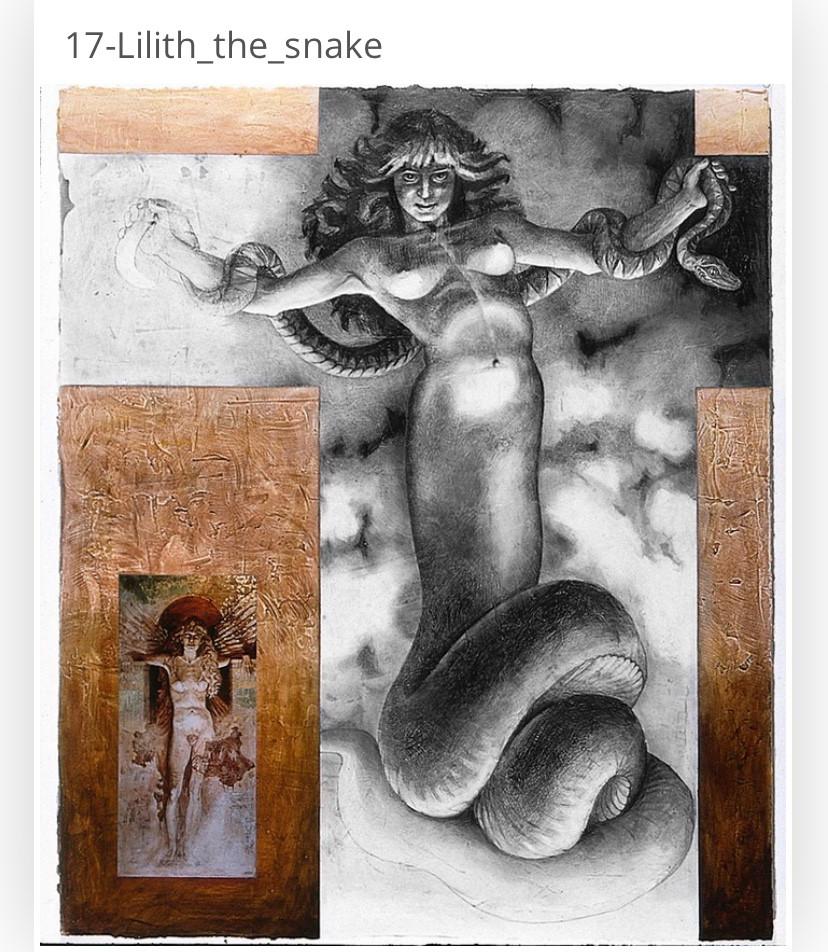 Snake of Wisdom and Spiritual Awakening