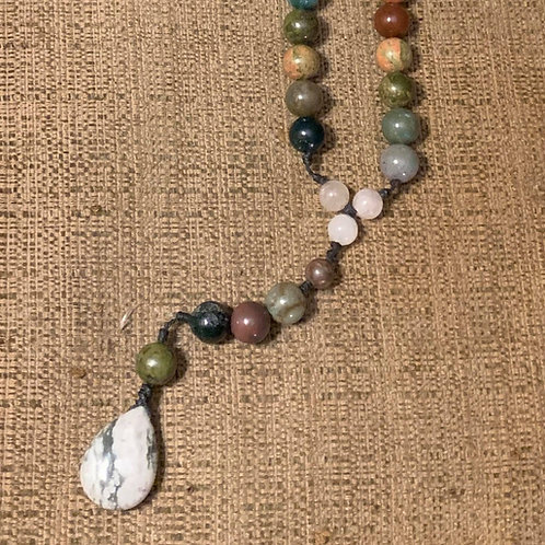 Custom Gemstone Rosary