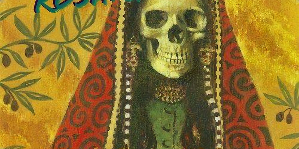 The Magical Rosary with Santa Muerte