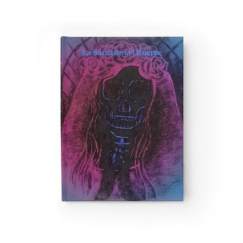 Santa Muerte BOS Journal - Blank/Unlined