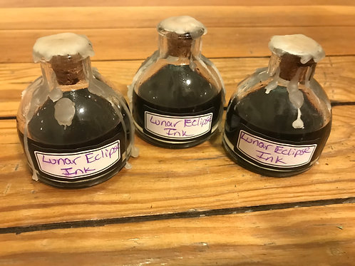 Handcrafted Lunar Eclipse Sweetbox Ink- Color Changing!