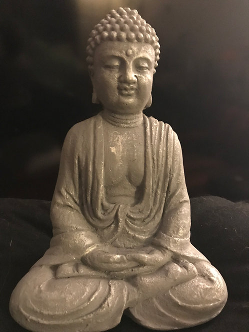 Shimmery Buddha Statue