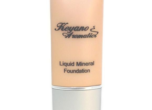 Liquid Foundation - Warm Beige